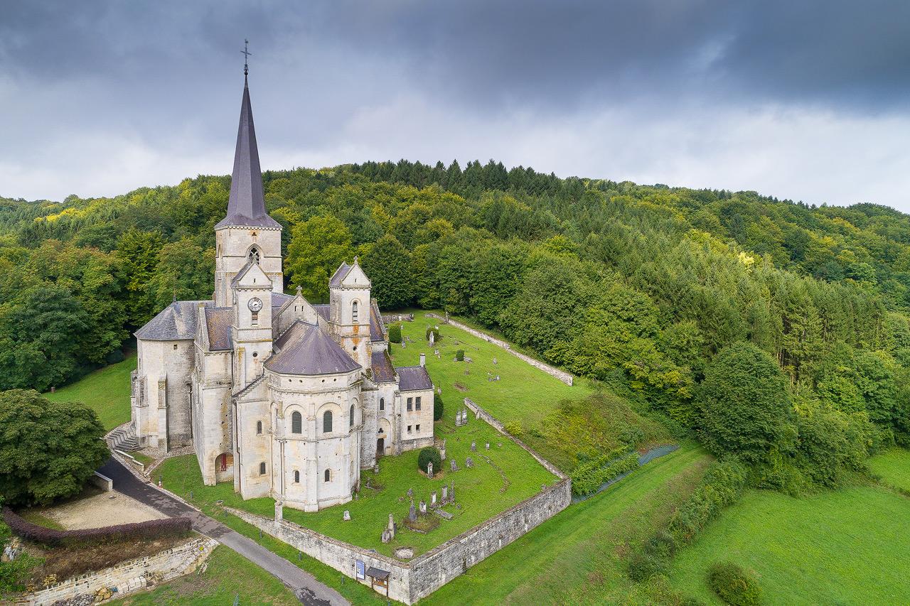 Eglise de Mont-Devant-Sassey DJI_0016-2